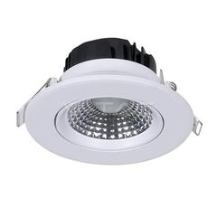 5W LED Downlight Rotund Schimbare unghi Corp alb Alb natural